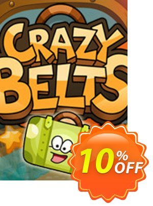 Crazy Belts PC 프로모션 코드 Crazy Belts PC Deal 프로모션: Crazy Belts PC Exclusive offer for iVoicesoft