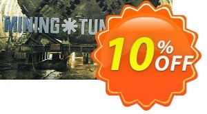 Mining & Tunneling Simulator PC Coupon discount Mining & Tunneling Simulator PC Deal. Promotion: Mining & Tunneling Simulator PC Exclusive offer for iVoicesoft