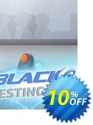 BLACKHOLE Testing Laboratory PC 優惠券,折扣碼 BLACKHOLE Testing Laboratory PC Deal,促銷代碼: BLACKHOLE Testing Laboratory PC Exclusive offer for iVoicesoft