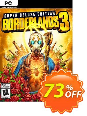 Borderlands 3 Super Deluxe Edition PC + DLC (EU) Coupon discount Borderlands 3 Super Deluxe Edition PC + DLC (EU) Deal - Borderlands 3 Super Deluxe Edition PC + DLC (EU) Exclusive offer for iVoicesoft