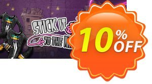 Stick it to The Man! PC 프로모션 코드 Stick it to The Man! PC Deal 프로모션: Stick it to The Man! PC Exclusive offer for iVoicesoft