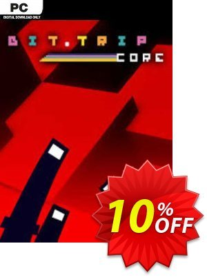 BIT.TRIP CORE PC Coupon, discount BIT.TRIP CORE PC Deal. Promotion: BIT.TRIP CORE PC Exclusive offer for iVoicesoft