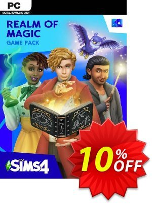 The Sims 4: Realm of Magic PC discount coupon The Sims 4: Realm of Magic PC Deal - The Sims 4: Realm of Magic PC Exclusive offer for iVoicesoft