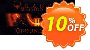 QUAKE II Mission Pack Ground Zero PC 프로모션 코드 QUAKE II Mission Pack Ground Zero PC Deal 프로모션: QUAKE II Mission Pack Ground Zero PC Exclusive offer for iVoicesoft