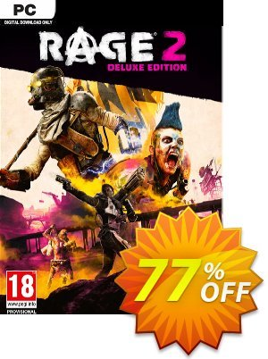 Rage 2 Deluxe Edition PC (EMEA) + DLC discount coupon Rage 2 Deluxe Edition PC (EMEA) + DLC Deal - Rage 2 Deluxe Edition PC (EMEA) + DLC Exclusive offer for iVoicesoft