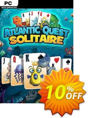 Atlantic Quest Solitaire PC Coupon discount Atlantic Quest Solitaire PC Deal. Promotion: Atlantic Quest Solitaire PC Exclusive offer for iVoicesoft