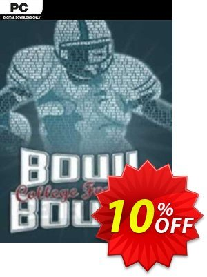 Bowl Bound College Football PC Coupon discount Bowl Bound College Football PC Deal. Promotion: Bowl Bound College Football PC Exclusive offer for iVoicesoft