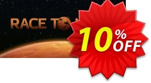 Race To Mars PC discount coupon Race To Mars PC Deal - Race To Mars PC Exclusive offer for iVoicesoft