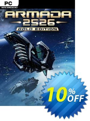 Armada 2526 Gold Edition PC discount coupon Armada 2526 Gold Edition PC Deal - Armada 2526 Gold Edition PC Exclusive offer for iVoicesoft