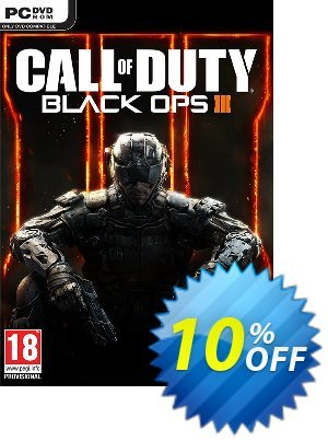 Call of Duty (COD): Black Ops III 3 (PC) Coupon, discount Call of Duty (COD): Black Ops III 3 (PC) Deal. Promotion: Call of Duty (COD): Black Ops III 3 (PC) Exclusive offer for iVoicesoft