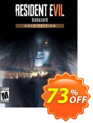 Resident Evil 7 - Biohazard Gold Edition PC discount coupon Resident Evil 7 - Biohazard Gold Edition PC Deal - Resident Evil 7 - Biohazard Gold Edition PC Exclusive offer for iVoicesoft