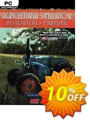 Agricultural Simulator Historical Farming PC 優惠券,折扣碼 Agricultural Simulator Historical Farming PC Deal,促銷代碼: Agricultural Simulator Historical Farming PC Exclusive offer for iVoicesoft