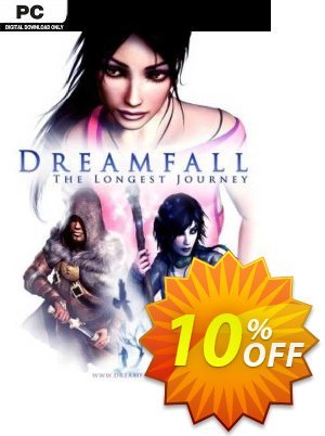 Dreamfall The Longest Journey PC Coupon discount Dreamfall The Longest Journey PC Deal. Promotion: Dreamfall The Longest Journey PC Exclusive offer for iVoicesoft
