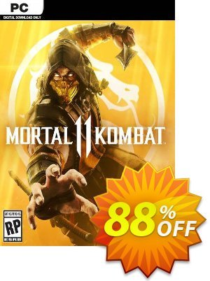 Mortal Kombat 11 PC 優惠券,折扣碼 Mortal Kombat 11 PC Deal,促銷代碼: Mortal Kombat 11 PC Exclusive offer for iVoicesoft
