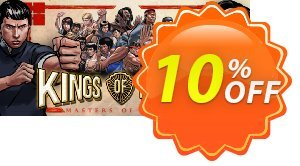 Kings of Kung Fu PC discount coupon Kings of Kung Fu PC Deal - Kings of Kung Fu PC Exclusive offer for iVoicesoft