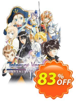 Tales of Vesperia Definitive Edition PC Coupon discount Tales of Vesperia Definitive Edition PC Deal. Promotion: Tales of Vesperia Definitive Edition PC Exclusive offer for iVoicesoft