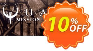 QUAKE Mission Pack 1 Scourge of Armagon PC discount coupon QUAKE Mission Pack 1 Scourge of Armagon PC Deal - QUAKE Mission Pack 1 Scourge of Armagon PC Exclusive offer for iVoicesoft