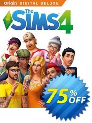 The Sims 4 - Deluxe Edition PC discount coupon The Sims 4 - Deluxe Edition PC Deal - The Sims 4 - Deluxe Edition PC Exclusive offer for iVoicesoft