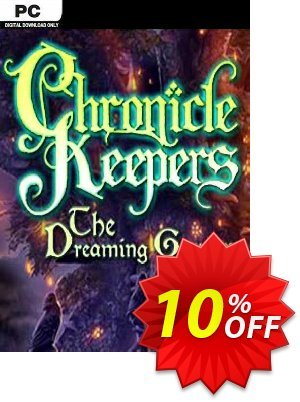 Chronicle Keepers The Dreaming Garden PC Coupon discount Chronicle Keepers The Dreaming Garden PC Deal. Promotion: Chronicle Keepers The Dreaming Garden PC Exclusive offer for iVoicesoft