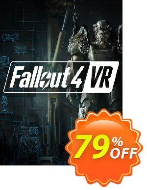 Fallout 4 VR PC Coupon, discount Fallout 4 VR PC Deal. Promotion: Fallout 4 VR PC Exclusive offer for iVoicesoft