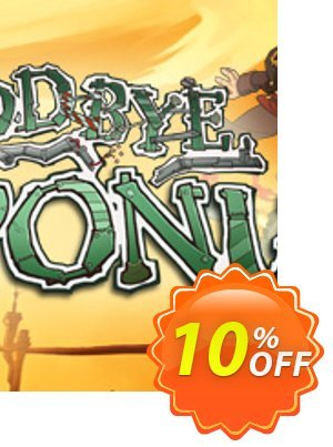 Goodbye Deponia PC割引コード・Goodbye Deponia PC Deal キャンペーン:Goodbye Deponia PC Exclusive offer for iVoicesoft