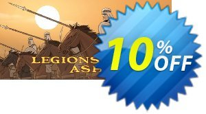 Legions of Ashworld PC 優惠券,折扣碼 Legions of Ashworld PC Deal,促銷代碼: Legions of Ashworld PC Exclusive offer for iVoicesoft