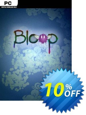 Bloop PC Coupon discount Bloop PC Deal. Promotion: Bloop PC Exclusive offer for iVoicesoft