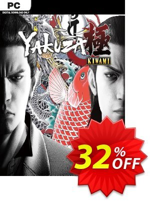 Yakuza Kiwami PC discount coupon Yakuza Kiwami PC Deal - Yakuza Kiwami PC Exclusive offer for iVoicesoft