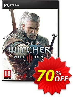 The Witcher 3: Wild Hunt PC割引コード・The Witcher 3: Wild Hunt PC Deal キャンペーン:The Witcher 3: Wild Hunt PC Exclusive offer for iVoicesoft