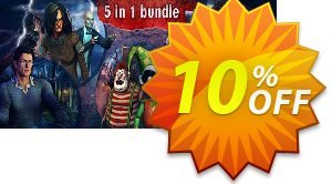Hidden Object Bundle 5 in 1 PC Coupon discount Hidden Object Bundle 5 in 1 PC Deal. Promotion: Hidden Object Bundle 5 in 1 PC Exclusive offer for iVoicesoft