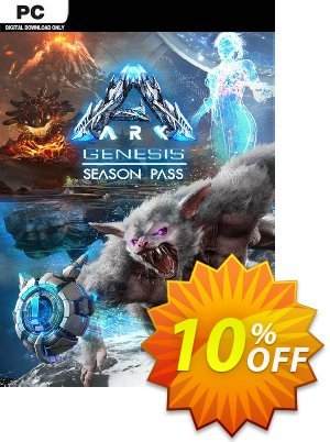 ARK: Genesis Season Pass PC Coupon discount ARK: Genesis Season Pass PC Deal. Promotion: ARK: Genesis Season Pass PC Exclusive offer for iVoicesoft