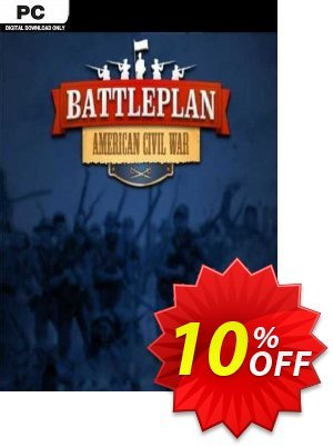 Battleplan American Civil War PC Coupon, discount Battleplan American Civil War PC Deal. Promotion: Battleplan American Civil War PC Exclusive offer for iVoicesoft