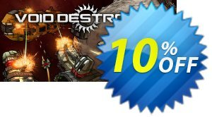 Void Destroyer PC 優惠券,折扣碼 Void Destroyer PC Deal,促銷代碼: Void Destroyer PC Exclusive offer for iVoicesoft