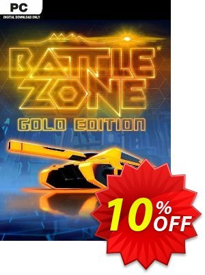 Battlezone Gold Edition PC 優惠券,折扣碼 Battlezone Gold Edition PC Deal,促銷代碼: Battlezone Gold Edition PC Exclusive offer for iVoicesoft