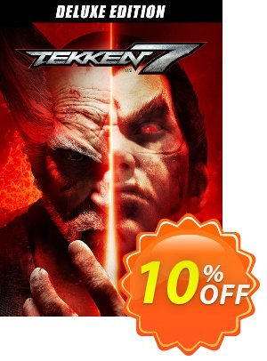 Tekken 7 Deluxe Edition PC discount coupon Tekken 7 Deluxe Edition PC Deal - Tekken 7 Deluxe Edition PC Exclusive offer for iVoicesoft