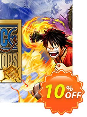 One Piece Pirate Warriors 3 PC Coupon discount One Piece Pirate Warriors 3 PC Deal - One Piece Pirate Warriors 3 PC Exclusive offer for iVoicesoft