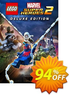 Lego Marvel Super Heroes 2 Deluxe Edition PC Coupon, discount Lego Marvel Super Heroes 2 Deluxe Edition PC Deal. Promotion: Lego Marvel Super Heroes 2 Deluxe Edition PC Exclusive offer for iVoicesoft