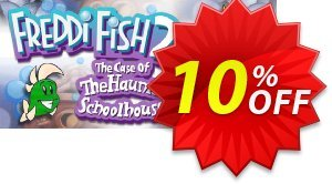 Freddi Fish 2 The Case of the Haunted Schoolhouse PC discount coupon Freddi Fish 2 The Case of the Haunted Schoolhouse PC Deal - Freddi Fish 2 The Case of the Haunted Schoolhouse PC Exclusive offer for iVoicesoft
