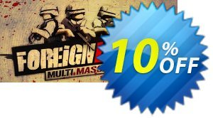 Foreign Legion Multi Massacre PC Coupon discount Foreign Legion Multi Massacre PC Deal. Promotion: Foreign Legion Multi Massacre PC Exclusive offer for iVoicesoft