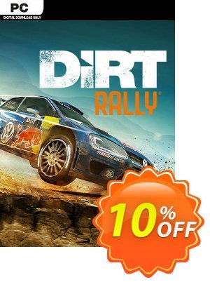 DiRT Rally PC discount coupon DiRT Rally PC Deal - DiRT Rally PC Exclusive offer for iVoicesoft