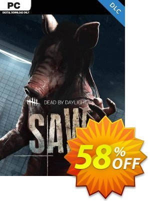 Dead by Daylight PC - the Saw Chapter DLC discount coupon Dead by Daylight PC - the Saw Chapter DLC Deal - Dead by Daylight PC - the Saw Chapter DLC Exclusive offer for iVoicesoft