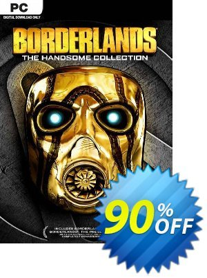 Borderlands: The Handsome Collection PC (EU) 優惠券,折扣碼 Borderlands: The Handsome Collection PC (EU) Deal,促銷代碼: Borderlands: The Handsome Collection PC (EU) Exclusive offer for iVoicesoft