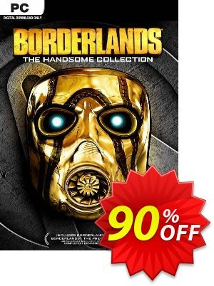 Borderlands: The Handsome Collection PC (EU) Coupon discount Borderlands: The Handsome Collection PC (EU) Deal - Borderlands: The Handsome Collection PC (EU) Exclusive offer for iVoicesoft