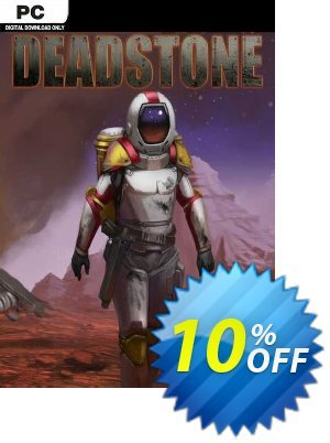 Deadstone PC 優惠券,折扣碼 Deadstone PC Deal,促銷代碼: Deadstone PC Exclusive offer for iVoicesoft
