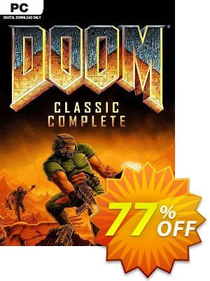 DOOM Classic Complete PC discount coupon DOOM Classic Complete PC Deal - DOOM Classic Complete PC Exclusive offer for iVoicesoft