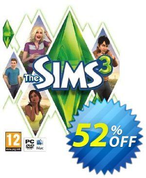 The Sims 3 (PC/Mac) discount coupon The Sims 3 (PC/Mac) Deal - The Sims 3 (PC/Mac) Exclusive offer for iVoicesoft