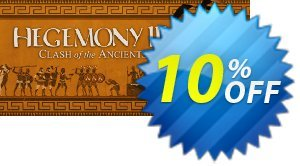 Hegemony III Clash of the Ancients PC Coupon discount Hegemony III Clash of the Ancients PC Deal. Promotion: Hegemony III Clash of the Ancients PC Exclusive offer for iVoicesoft