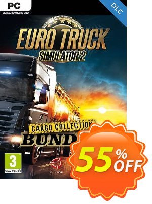 Euro Truck Simulator 2: Cargo Bundle PC 優惠券,折扣碼 Euro Truck Simulator 2: Cargo Bundle PC Deal,促銷代碼: Euro Truck Simulator 2: Cargo Bundle PC Exclusive offer for iVoicesoft
