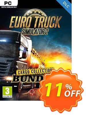 Euro Truck Simulator 2: Cargo Bundle PC discount coupon Euro Truck Simulator 2: Cargo Bundle PC Deal - Euro Truck Simulator 2: Cargo Bundle PC Exclusive offer for iVoicesoft