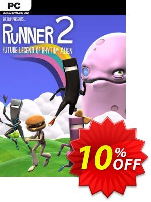 BIT.TRIP Presents... Runner2 Future Legend of Rhythm Alien PC 優惠券,折扣碼 BIT.TRIP Presents... Runner2 Future Legend of Rhythm Alien PC Deal,促銷代碼: BIT.TRIP Presents... Runner2 Future Legend of Rhythm Alien PC Exclusive offer for iVoicesoft